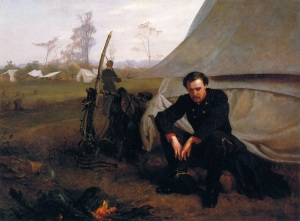at the camp 1865